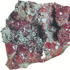 Красные драгоценные камни: рубин, красные гранаты, шпинель, красный турмалин, сердолик, красные яшмы, коралл, родонит и многие другие.