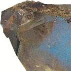 Голубые драгоценные камни: аквамарин, голубой топаз, разновидность циркона, бирюза и другие.